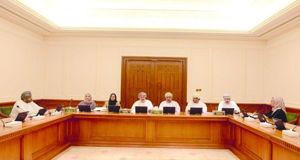 اجتماع لجنة الصداقة البرلمانية العمانية ـ الأردنية