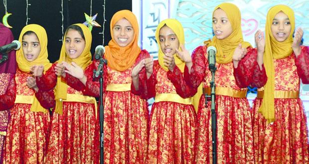 السلطنة تحتفل بيوم اليتيم الإسلامي