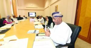 اجتماع لجنة الإشراف على مشروع تطوير الإطار الوطني للمؤهلات