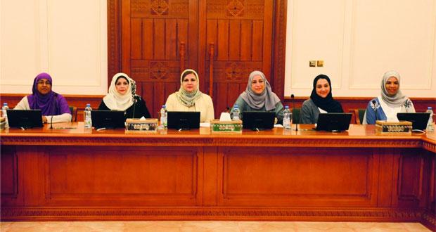 مجلس الدولة يناقش تطوير دور جمعيات المرأة