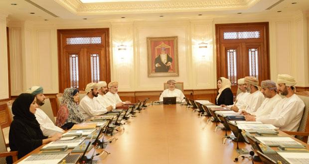 مكتب مجلس الدولة يطّلع على رد مجلس الوزراء بشأن ملاحظات مشروع الخطة الخمسية والميزانية العامة للدولة 2016م