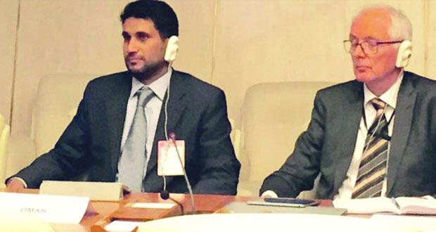 """""""عمان للموارد الوراثية الحيوانية والنباتية"""" يشارك في دورة مجموعة العمل الحكومية الدولية بروما"""