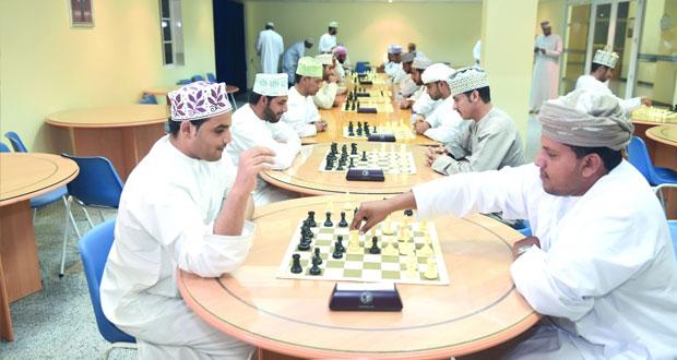 انطلاق المسابقة الثقافية الرمضانية ومسابقة الشطرنج للشرطة