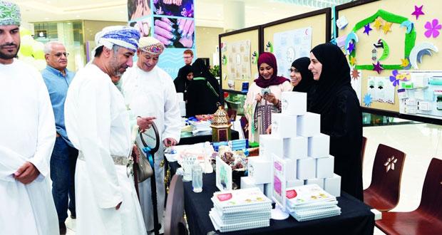 الصحة تنظم حملة حول التوعية باستخدام الدواء فـي رمضان