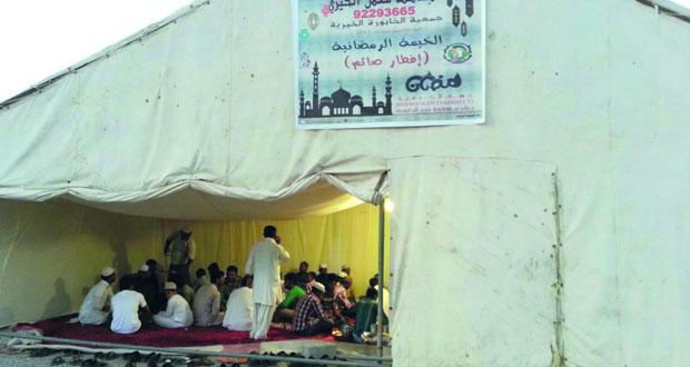 ـ جمعية الخابورة الخيرية تؤكد دورها وحضورها من خلال سلسلة من البرامج المختلفة