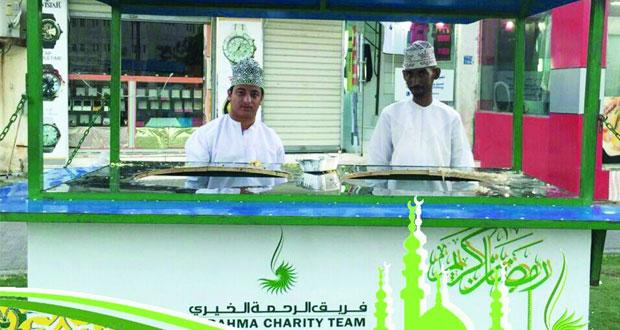 جمعية الرحمة تستقبل شهر رمضان بأكثر من 30 برنامجا رمضانيا مستداما