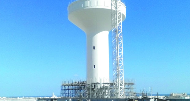 افتتاح التقديم لشبكة توزيع المياه بـ 7 مناطق بولاية صور في مرحلتيها الأولى والثانية