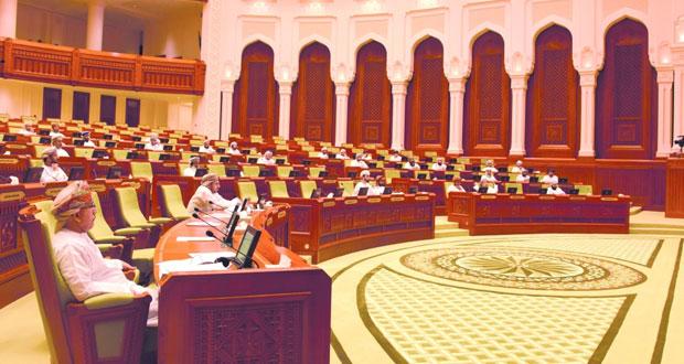 (الشورى) يؤجل مناقشة تداعيات الأزمة الاقتصادية ويحيل آليات دعم السلع الغذائية لـ(الوزراء)