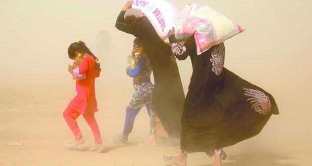 العراق : عملية واسعة لتطهير (الحصي)
