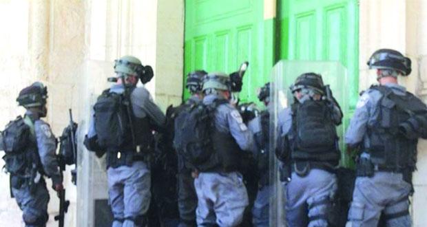 فلسطين ترسل وثيقة الانضمام الى نظام روما الاساسي لـ(الجنائية) والاحتلال يعتقل 12 ويمنع 11 من السفر واعتصام فلسطيني للافراج عن جثامين الشهداء