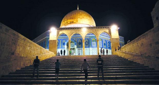 الحكومة الفلسطينية تدعو إلى شد الرحال إلى الأقصى في رمضان