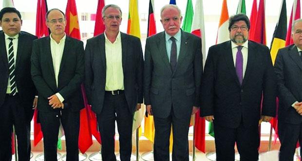 الحكومة الفلسطينية تدعو اليونان بالاعتراف بـ(الدولة) رسميا