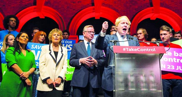 بريطانيا: كاميرون يحذر مجددا من (الخروج) مؤكدا أنه خيار لا رجعة فيه