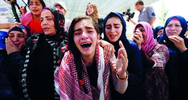 الاحتلال يشن حملة دهم واعتقالات وقمع في الأراضي الفلسطينية