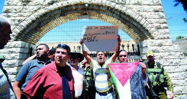 الفلسطينيون يؤكدون أن المشروع الاستيطاني الإسرائيلي «2020» يهدد وجودهم