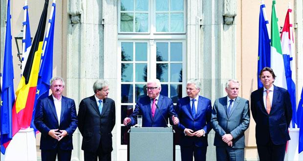 «الانفصال البريطاني»: عريضة مليونية لإعادة الاستفتاء ودول الاتحاد تضغط للرحيل بأسرع وقت