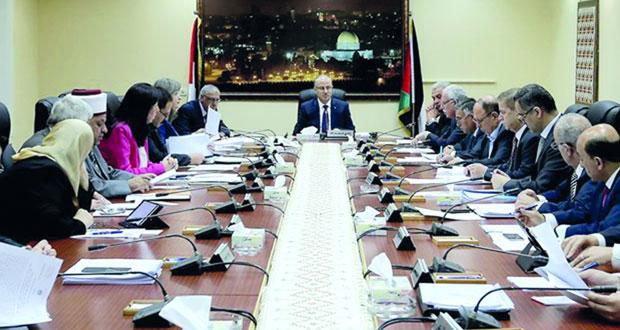 شعث يستعرض الدعوة لمؤتمر دولي قبل نهاية العام