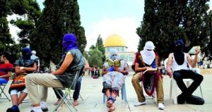 سلطات الاحتلال (تُبعد) مقدسيين عن الأقصى وتحظر مجددًا دخول أعضاء الكنيست العرب