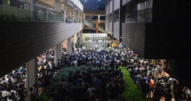 الصين: إجراءات أمنية مشددة واعتقال محتجين في ذكرى (تيانانمين)