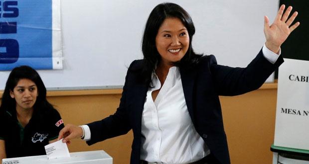 انتخابات رئاسية في البيرو وفريق فوجيموري يسعى للعودة إلى السلطة