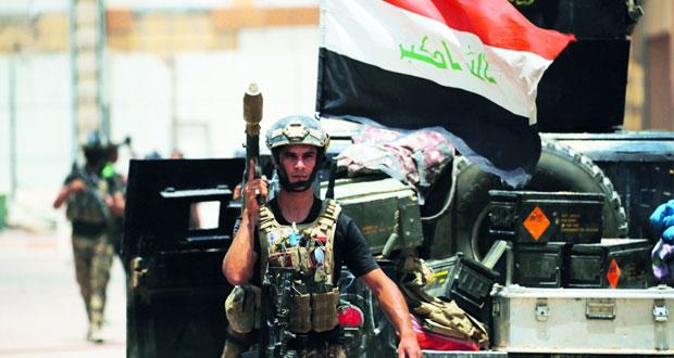 العراق: تعهدات بالقضاء على (داعش) هذا العام والجيش يفتح جبهة جنوب الموصل