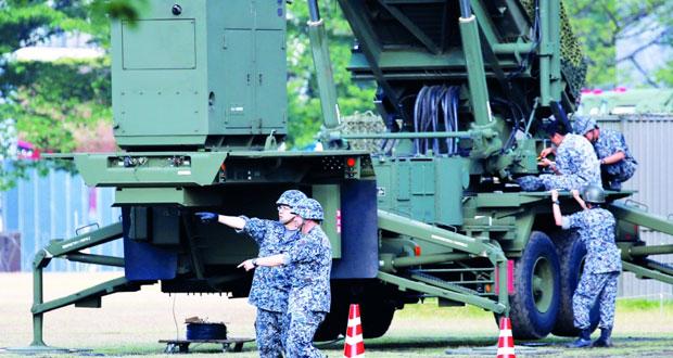 اليابان في حالة تأهب تحسبا لصاروخ كوري شمالي .. والجنوبية قلقة