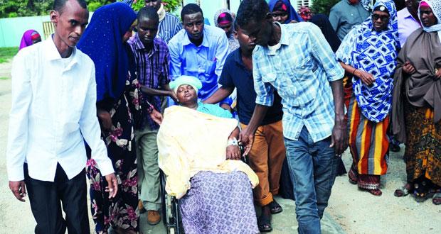 الصومال:وزير البيئة من بين ضحايا هجوم الفندق