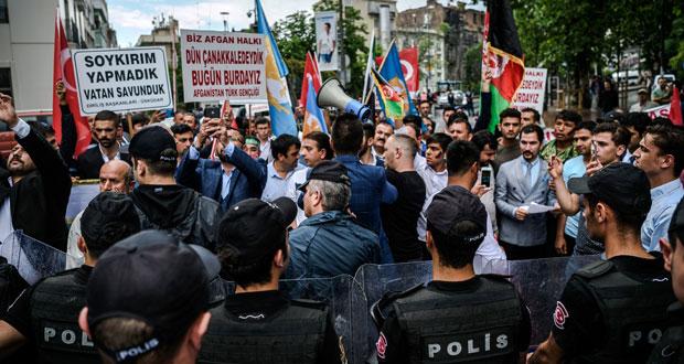 تركيا: حظرا للتجول بالقرب من ديار بكر وانتهاء العمليات ضد (الكردستاني) في نصيبين وشرناق