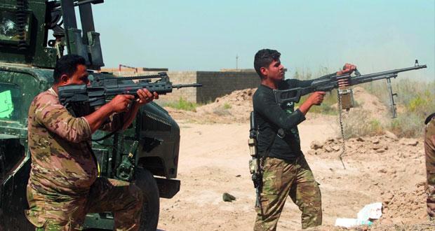 العراق: انطلاق عملية تحرير (الحصي) والإرهابيون يشنون هجوما عنيفا بسنجار