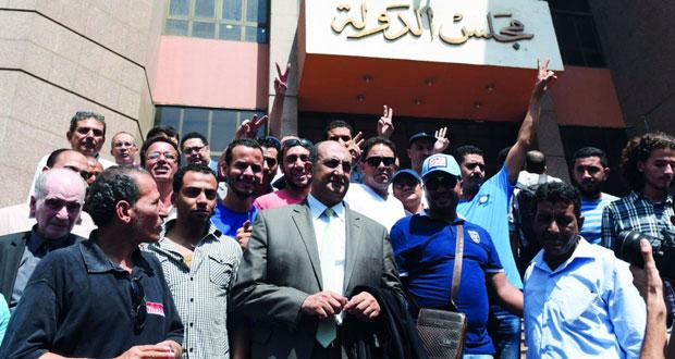 مصر: (الإدارية العليا) تؤجل نظر الطعن ضد إبطال اتفاقية تيران وصنافير