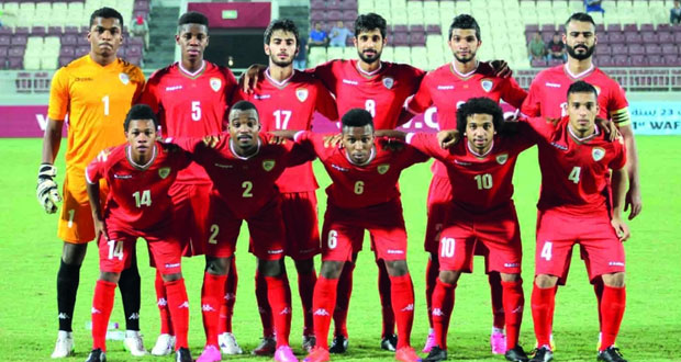اليوم المنتخب الأولمبي يواجه البحريني في أولى التجارب الودية