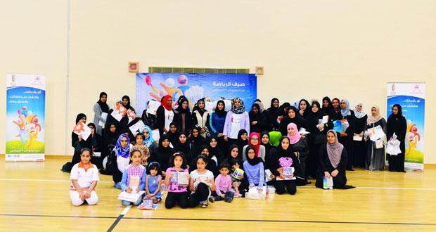 ملتقي اليوم النسائي المفتوح يشهد مشاركة أكثر من 200 مشاركة