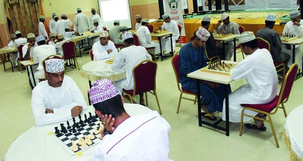 انطلاق منافسات المرحلة الأولى لمسابقة الشطرنج بقريات