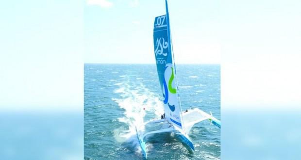 آمال كبيرة يحملها القارب مسندم عُمان للإبحار في منافسة سباق فولفو حول ايرلندا