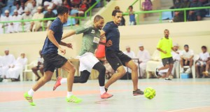 تواصل الفعاليات الرياضية للشركة العمانية للغاز الطبيعي المسال