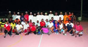 افتتاح بطولة صيف الرياضة للهوكي بقريات