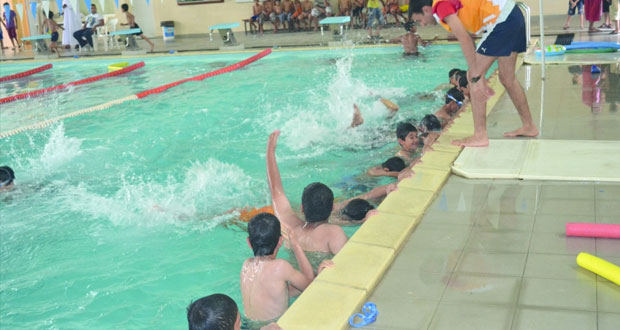 وزارة الشؤون الرياضية تفعل أنشطتها الرياضية في برنامج صيف الرياضة