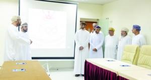 افتتاح مقر لجنة فض المنازعات والتحكيم الرياضي بالأولمبية العمانية