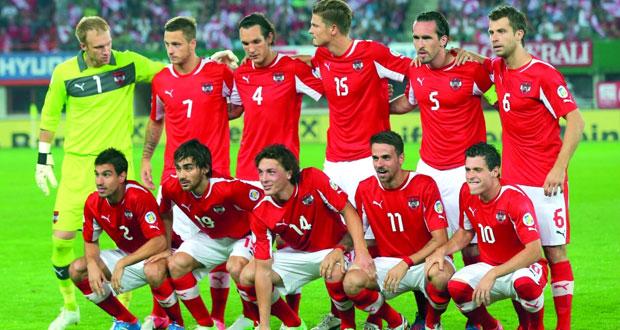 في كأس أوروبا: النمسا المتألقة جدا في التصفيات أمام اختبار قدراتها