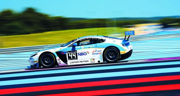 أجواء من التفاؤل في فريق عمان لسباقات السيارات قبل سباق فرنسا