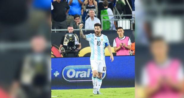 في كوبا أميركا : الأرجنتين وتشيلي إ لى نصف النهائي