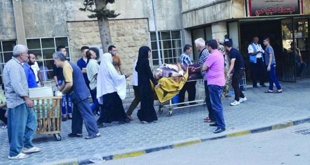 سوريا: 40 طفلا ضمن 110 قتلى بقذائف الإرهاب في يومين