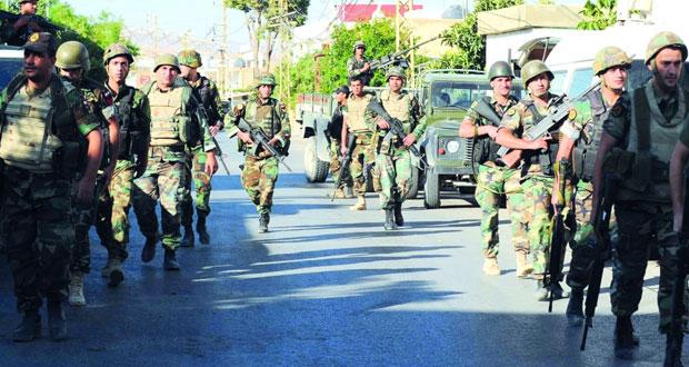 الجيش السوري يوسع عملياته بعدد من الجبهات وفصيل مسلح يدشن هجوما على دير الزور