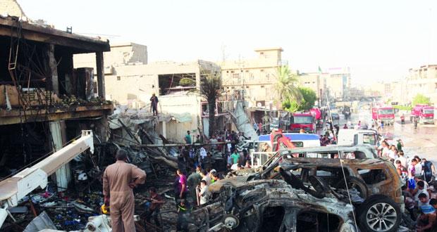 العراق: توقعات بتحرير الفلوجة «خلال أيام».. وإقالة رئيس المخابرات