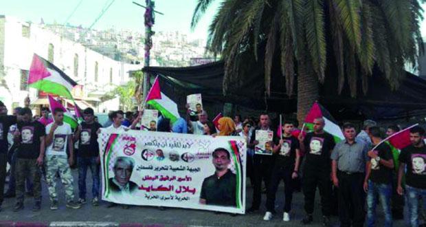 تقرير يكشف الانتهاكات التي ترتكبها سلطات الاحتلال الإسرائيلي بحق الأسرى داخل سجونها