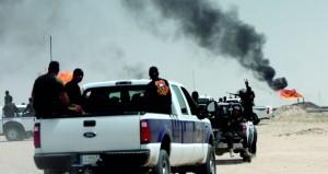 القوات العراقية تطلق عملية عسكرية لتحرير (الخالدية) وتستعد لمعركة الموصل