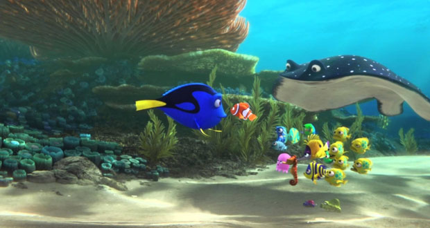البحث عن دوري .. كوميديا الأسماك تعود إلى الشاشة مجددًا