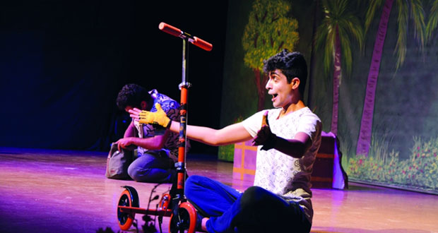 مسرح «الدن» يقدم أحدث عروضه المسرحية للأطفال فـي «جزيرة الأماني»
