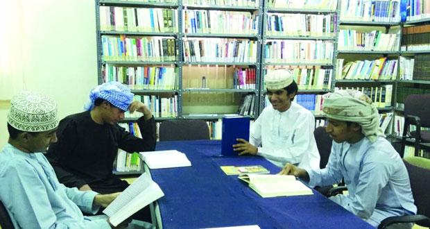 مكتبة بدية الأهلية .. منبر للعلم والمعرفة ونشر الوعي الثقافـي بين أوساط وأفراد المجتمع