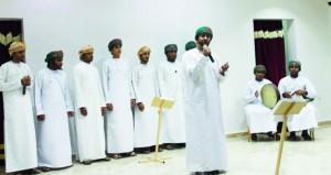 جمعية المرأة العمانية بنـزوى تحتفل بختام الأنشطة الرمضانية الثقافية واﻻجتماعية